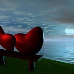 Szerelmes szív